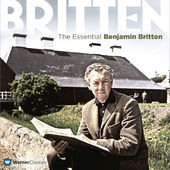 Essential Britten Cover